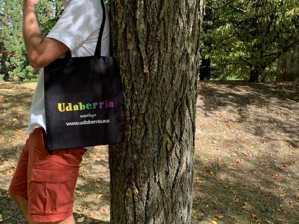 Bolsas de tela personalizadas   Alunarte diseño y comunicación   Vitoria-Gasteiz