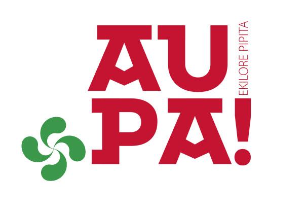Logo Pipas AUPA   ALUNARTE   Vitoria-Gasteiz