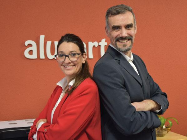 Agencia de Publicidad Vitoria-Gasteiz | Alunarte diseño y comunicación | Leire Marín y Mikel Mendoza