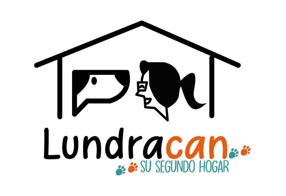 Diseño de logotipo para Lundracan   Alunarte diseño y comunicación Vitoria-Gasteiz